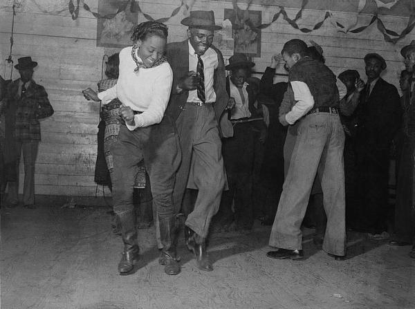 Американские танцы начала 20 века