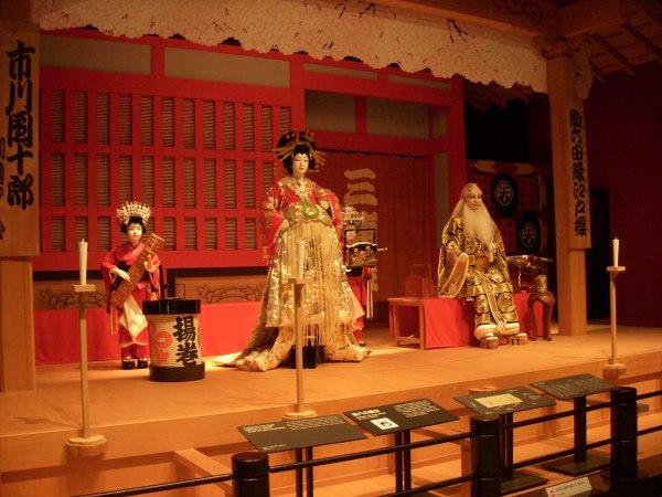 Театр во время эпохи Мэйдзи
