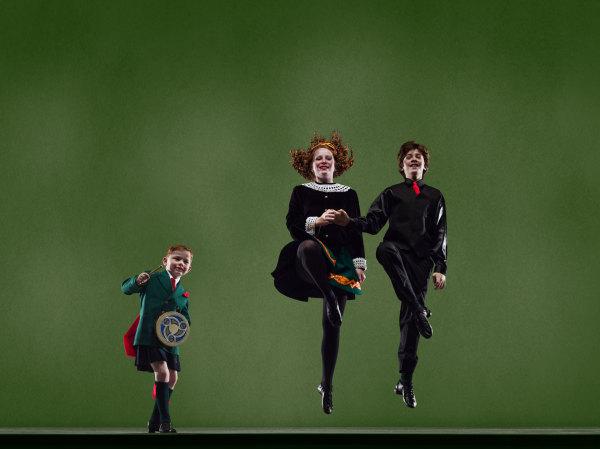 Танцы Изумрудного острова - Ирландии