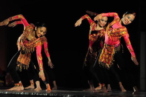 Народные танцы Филиппин