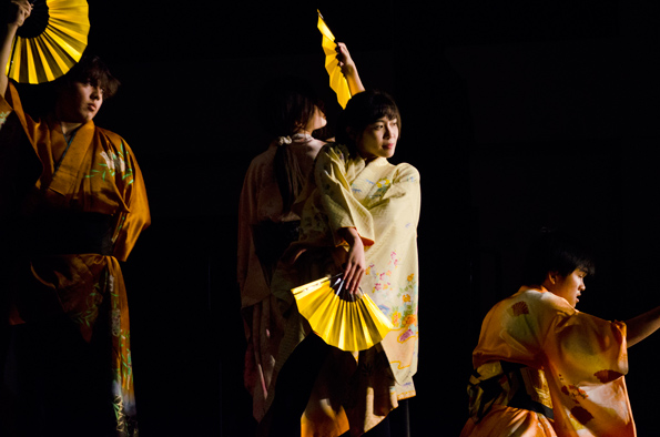 Шекспировские традиции в театре Японии