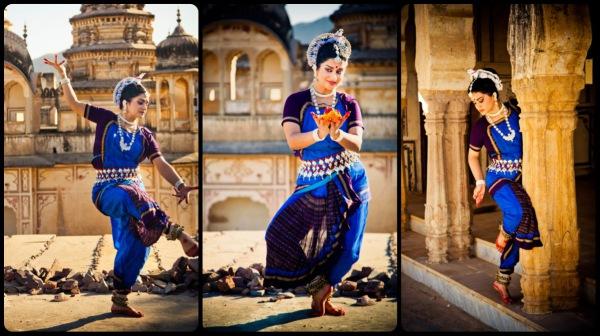 Индийские храмовые танцовщицы