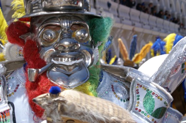 Танцы боливийских гор - La Morenada