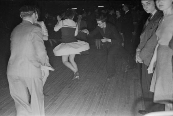 Британские танцы