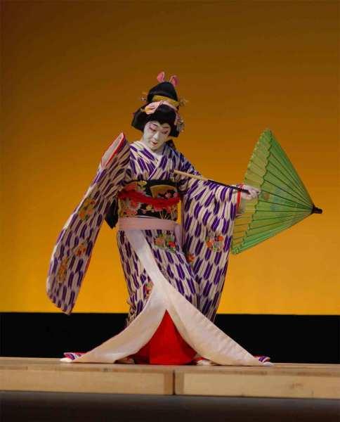 Японский кабуки