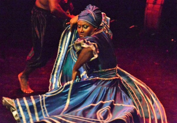 Афро-кубинские танцы