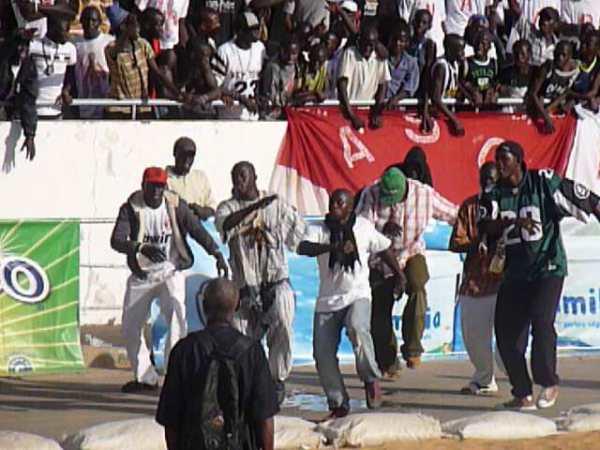 Бешеная пляска Сенегала - mbalax