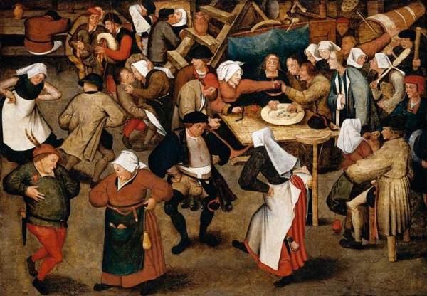 Крестьянские танцы