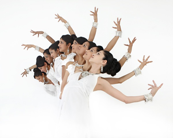 Болливудские танцы