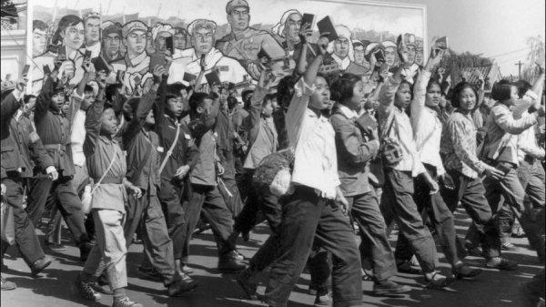 Китайские танцы времен Культурной революции