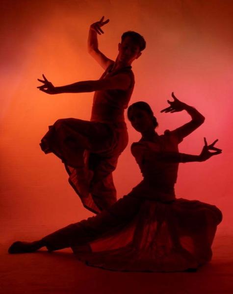 Танцы в религиях