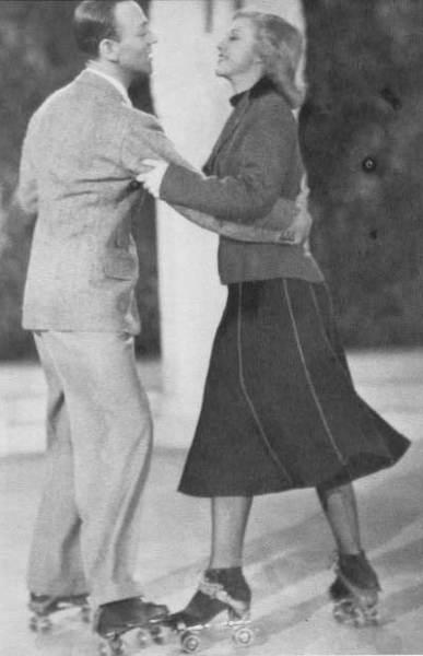 Бальные танцы начала 20 века