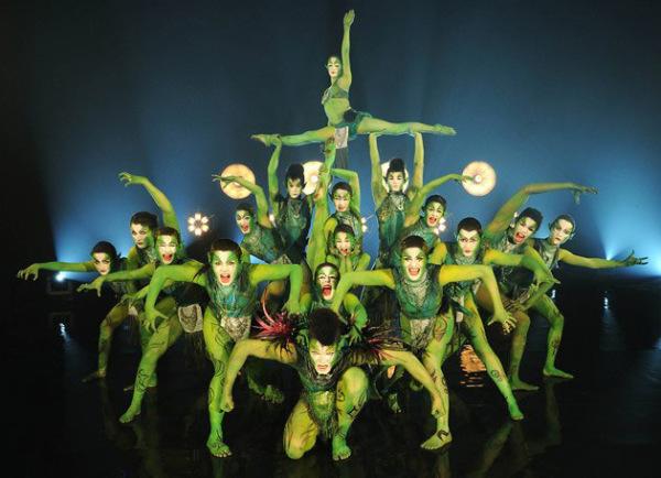 Театральный танец