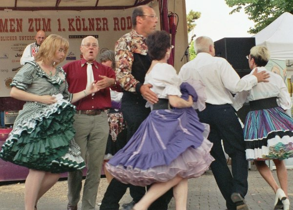 Американские фольклорные танцы