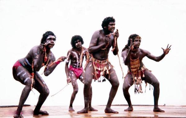 the religion the primitive race of aborigines