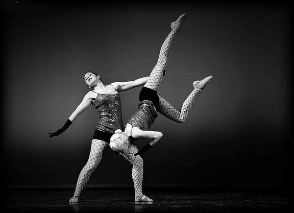 Acro dance - классика танца и акробатика