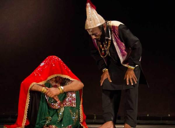 Индийский театр бхавай
