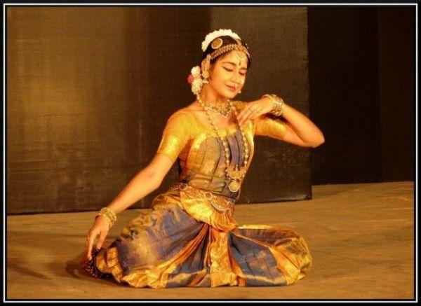 Танцы Кералы