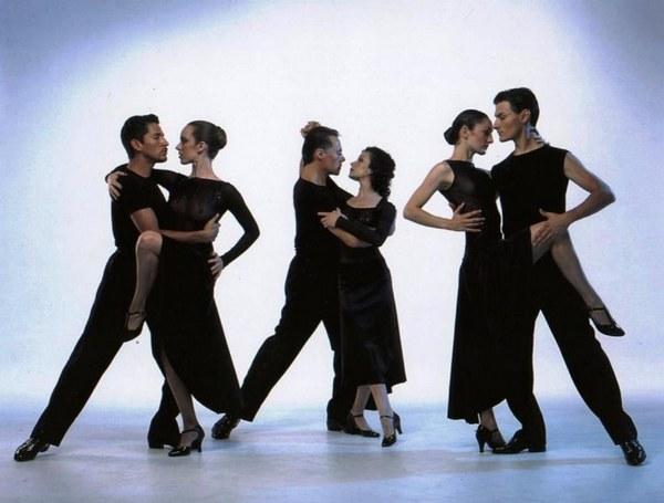 Нестареющее аргентинское танго