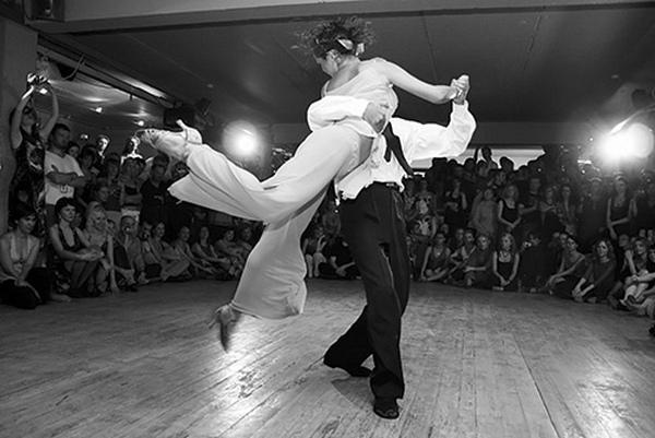 Нео-танго: новые краски танца