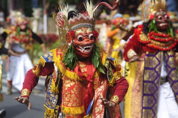 Балийский ваянг вонг