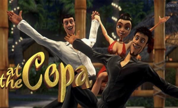 Танцевальный слот At The Copa - для тех, кто любит зажигать