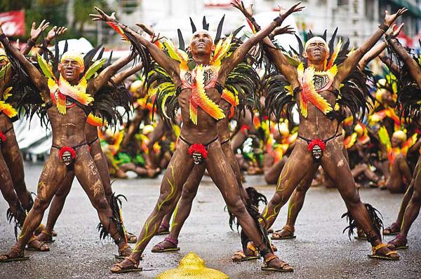 Филиппинские танцы игоротов