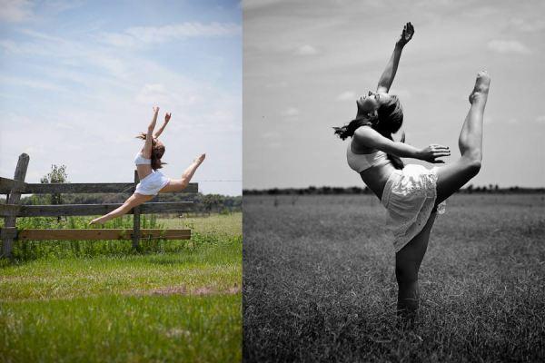 Как правильно питаться танцору