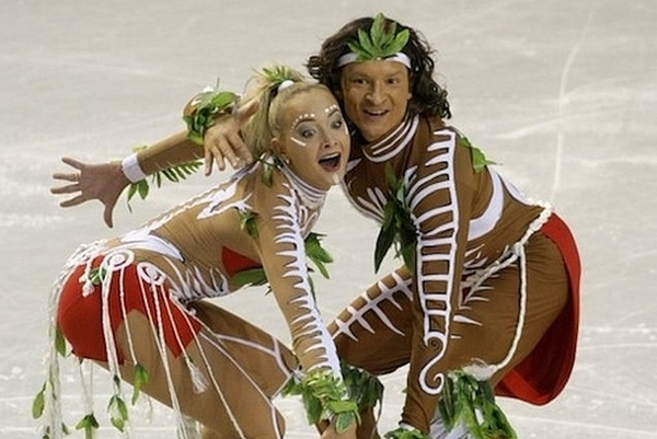 От танцев аборигенов к балетным постановкам