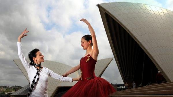 Сиднейский балет