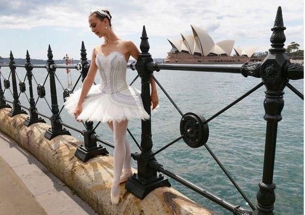 Димити Азори – обладательница премии  Австралийского балета
