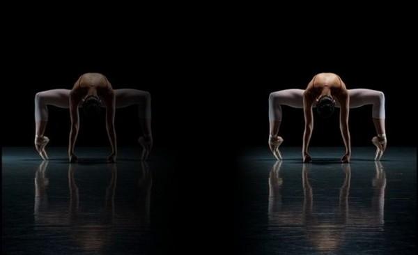 Выступление труппы Brutal Ballet. Хореограф австралийский хореограф и танцовщица Брайди Майфилд