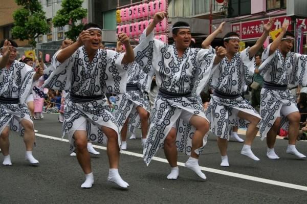 Японский танец дураков