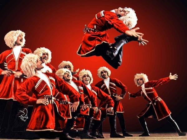 Азербайджанские танцы - история и современность