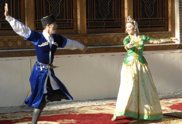 Танец-история, танец-страсть...