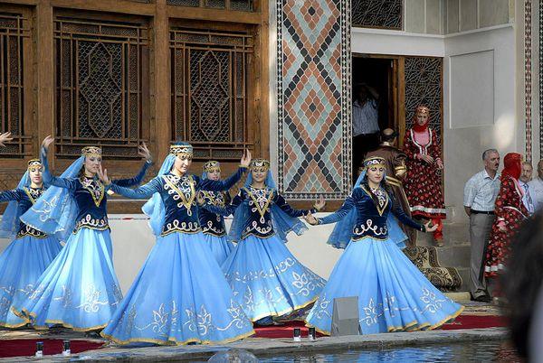 Национальный танец - душа народа