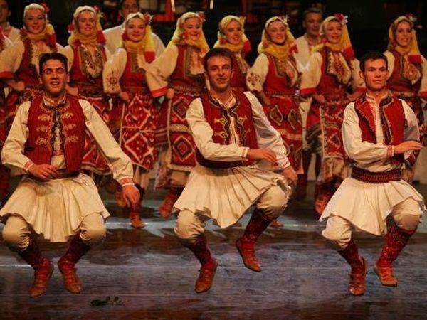 Народные танцы в разных странах