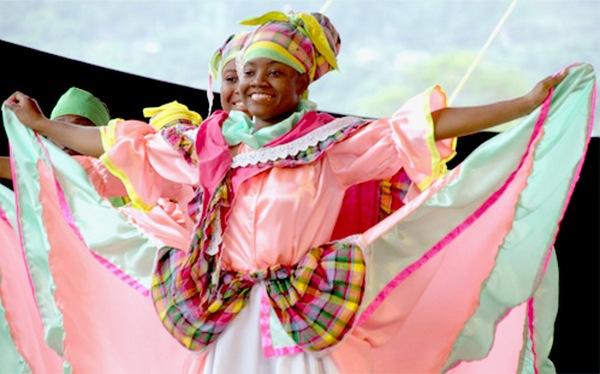 Беле - карибский танец с африканскими корнями