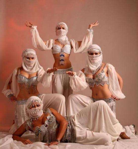 Танец живота - один из самых женственных танцев