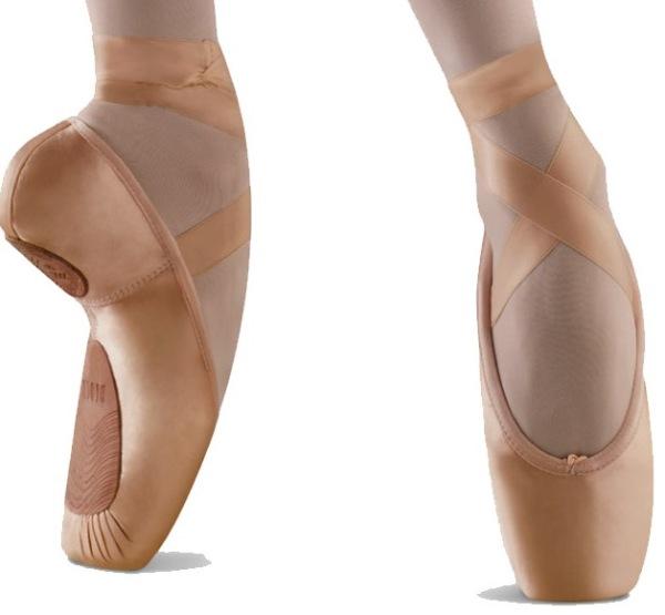 Обувь для балета - пуанты