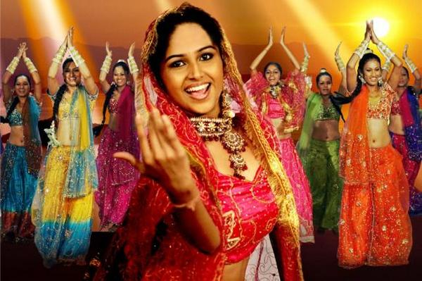 Индийские танцы и индийском кино