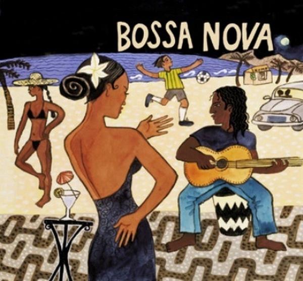 Босса-нова - страсть и нежность