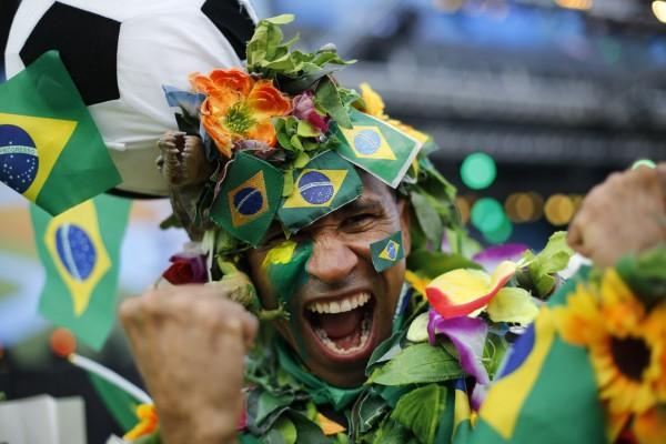 Бразилия – страна танцев и футбола