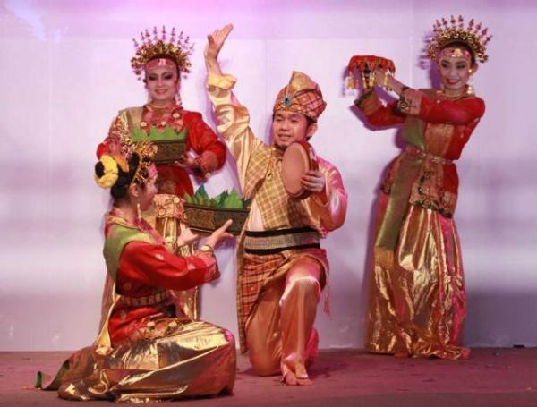 Древние танцевальные традиции