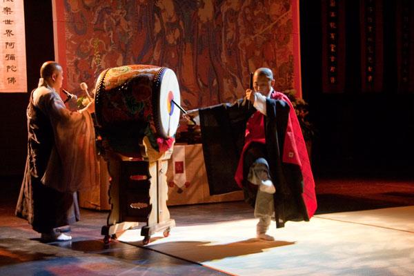 Буддийские и конфуцианские танцы в Корее