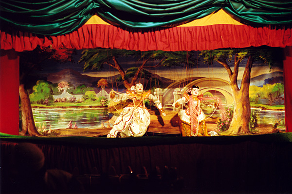 Танец принца и принцессы