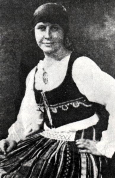 Элизабет Берченал