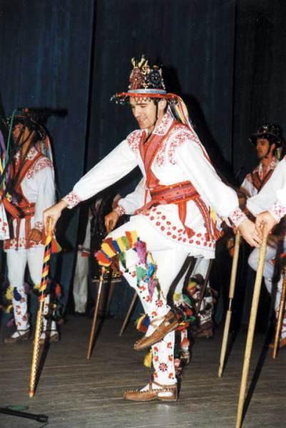 Мистический танец кэлушари