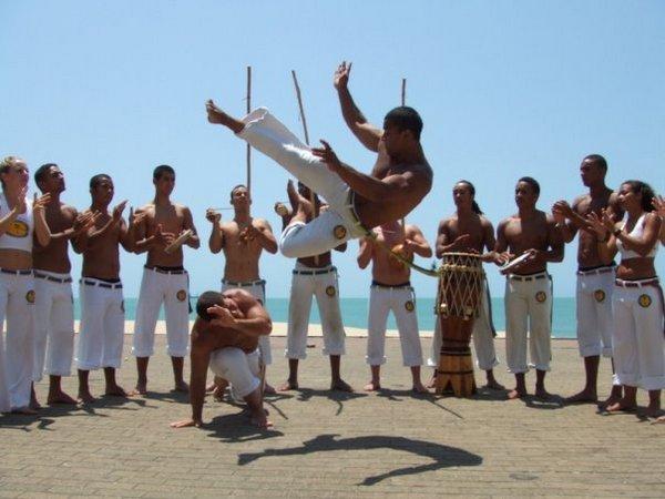 Капоэйры - танец-бой