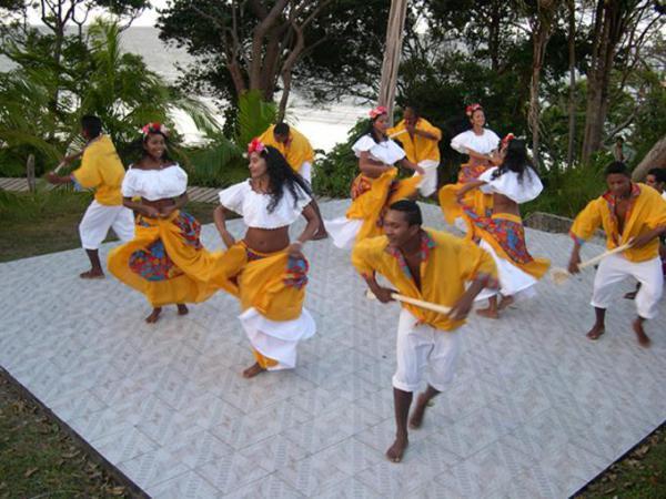 Бразильские танцы - каримбо